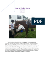 How to Tack a Horsefinal