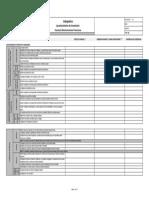 Checklist (1)