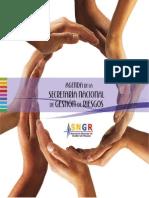 08 Agenda de La Secretaria Nacional de Gestion de Riesgos Baja