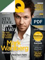 GQ Magazine - July 2014 UK  d157c1bf06e5