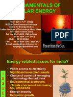 15698088 Fundamental of Solar Energy