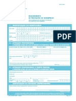 Requer Prestacoes Desemprego RP5000 2000
