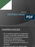 Diarrea Aguda Umax 2014