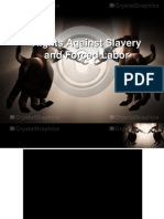 Rights Against Slavery and Forced Labor