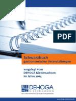 Schwarzbuch gastronomischer Veranstaltungen