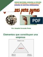 I. Finanzas Pymes
