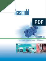 Semihermetic Compressors FCAT04-14 FRASCOLD