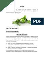 Informe Clases de mercados.docx