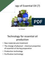 Essential Oil 7
