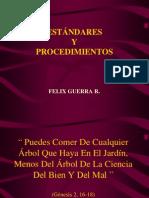 PUC - Estándares 2014