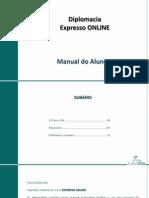 Manual Do Aluno - Curso Expresso ONLINE