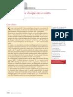 Caso Clínico de Dislipidemia Mixta
