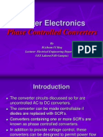 PE LEC 8 Phase Controlled Converters