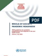 Who Global Influenza Programme