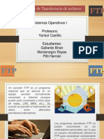 PresentaciónFTP