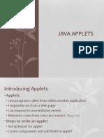 Java Applets