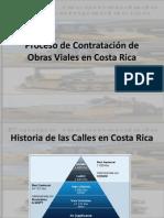 Proceso de Contratacion de Obras Viales en Costa