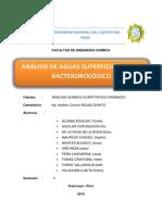 Analisis de Agua -II Parcial