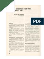 Anales Del 1º Congreso LA Psiquiatria Infantil1969 Parte 8