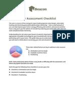 Solar Assessment Checklist