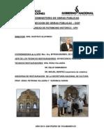 MOPC Restauración Informe (2)