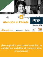 Atención Al Cliente Ppt