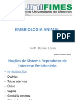 Embriologia Animal