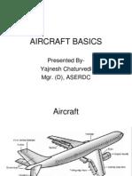 presentation on Aircraft Basics