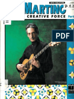 Pat Martino Creative Force