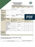 Formulario de Ampliacin de Servicios Educativos Oficiales