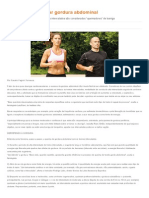 Treino Para Queimar Gordura Abdominal - O2 Por Minuto