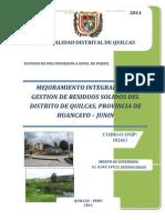 Municipalidad de Quilcas
