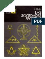 Hutin+-+Las+Sociedades+Secretas