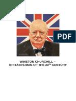 Winston Churchill - Britain's man of 20th century