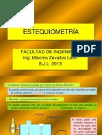 10 estequiometria 2013