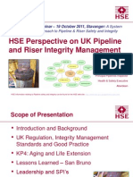 2 HSE UK - Perspective on System Integrity for UK Pipelines and Risers