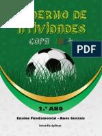 Caderno Atividades Copa 2 Ano Professor