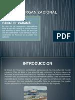 Cambio Organizacional - Canal de Panama