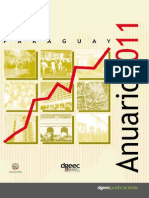 Anuario Estadistico 2011