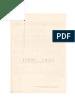 REsúmenes Del 1º Congreso LA Psiquiatria Infantil1969 Parte 2
