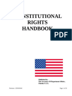 Constitutional Rights Handbook