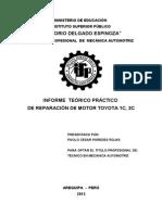 Instituto Superior Honorio Felgado (Color - Empaste)r