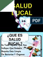 Exposicion de Salud Bucal
