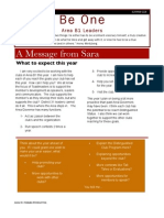 Toastmasters District 31 Area B1 Summer Newsletter
