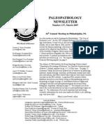 Fugassa et al. 2007 Paleopathol. Newsletter