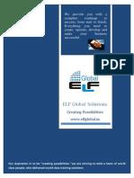 ELF GLOBAL Solutions Profile