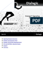 Dialogic Signaling Products Golden