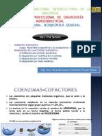 Bioquímica General - Semana 6 y 7