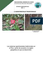 Clase 6. Sistmas Agroforestales