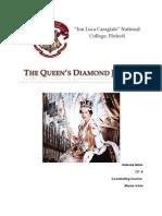 Atestat The Queen's Diamond Jubilee